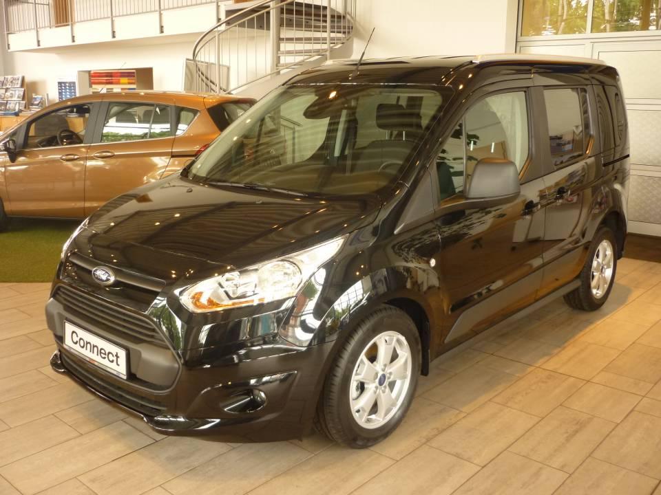 Ford Tourneo | Bj.2014 | 9803km | 16.990 €