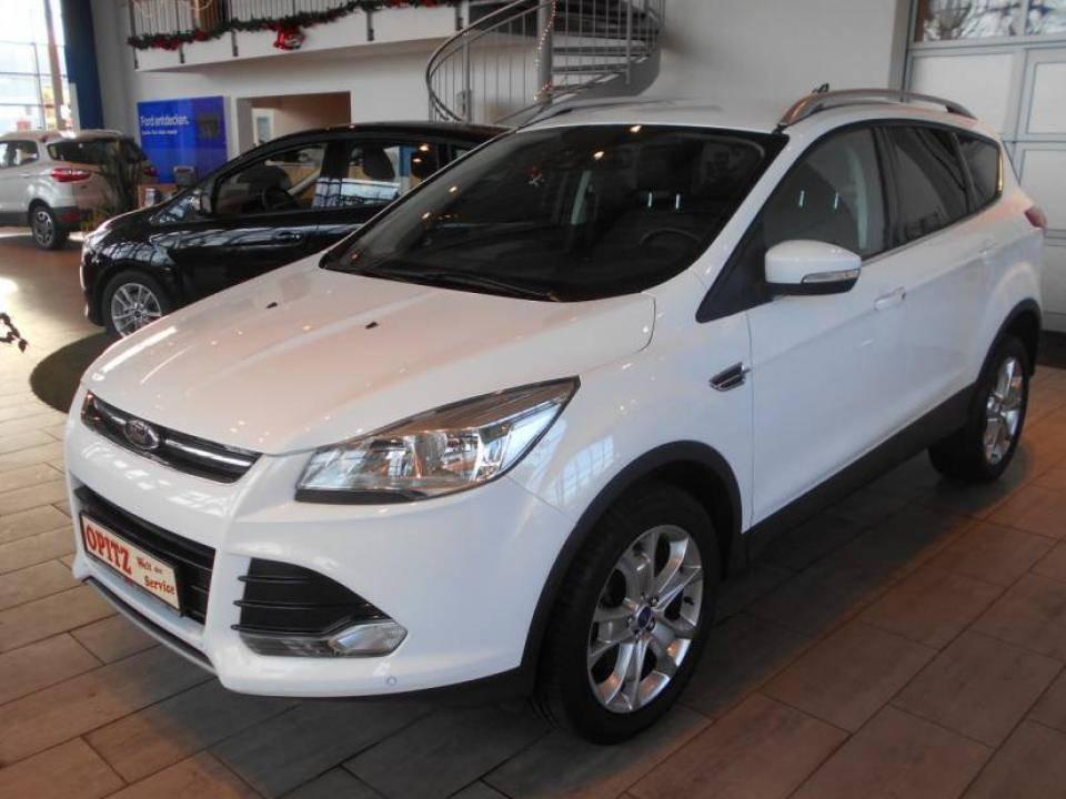 Ford KUGA | Bj.2014 | 17620km | 25.980 €