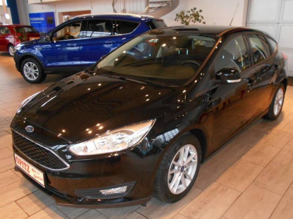 Ford Focus | Bj.2014 | 27579km | 16.520 €
