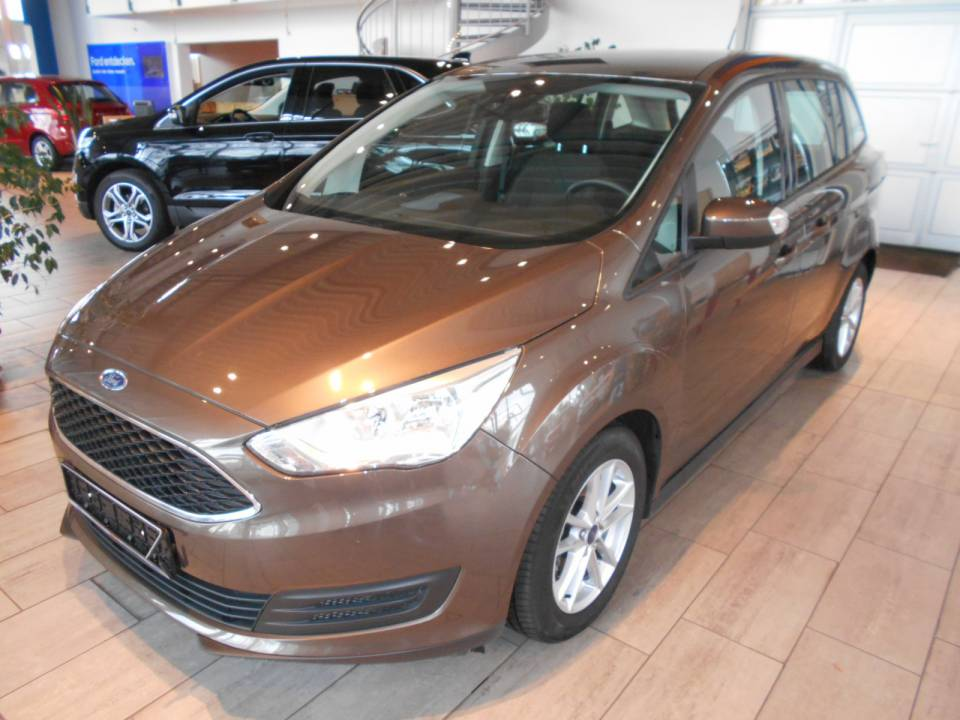 Ford Grand C-Max | Bj.2015 | 13258km | 18.480 €