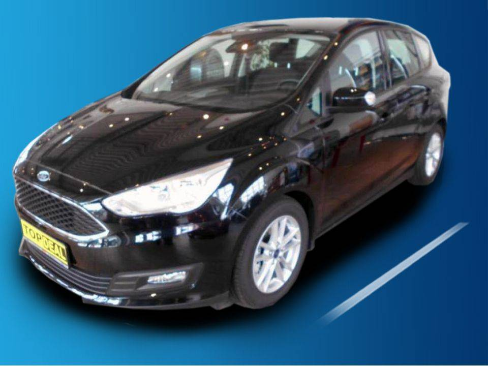 Ford C-Max | Bj.2016 | 11453km | 14.990 €
