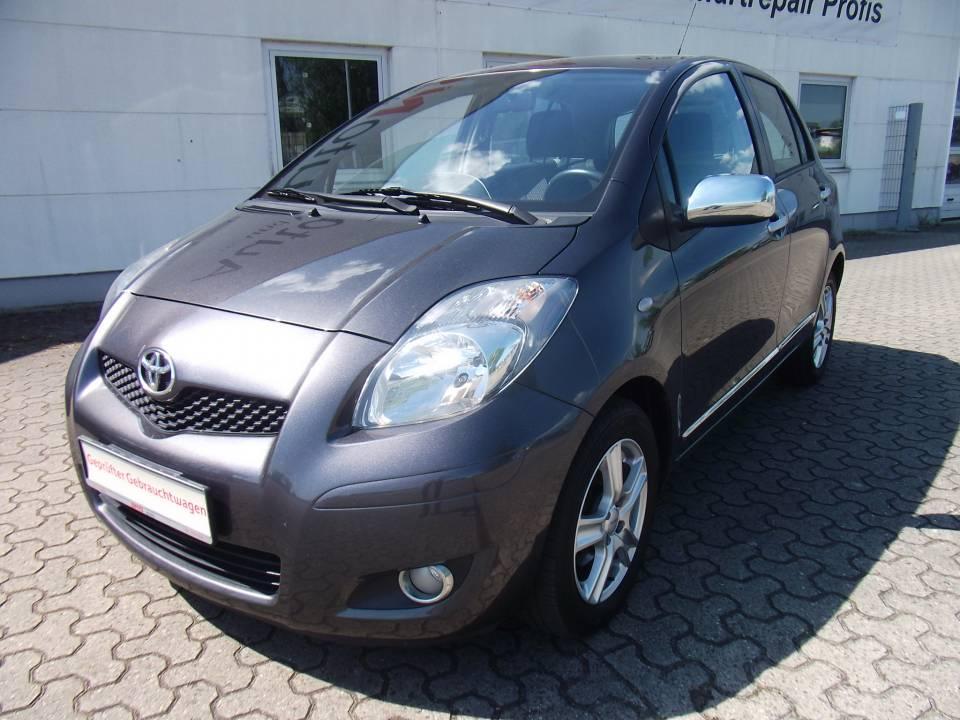 Toyota Yaris | Bj.2010 | 49188km | 7.490 �