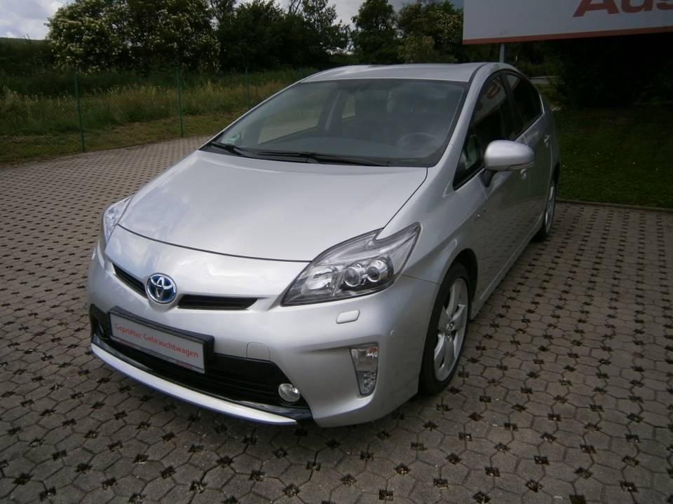 Toyota Prius Hybrid | Bj.2012 | 27885km | 17.900 �