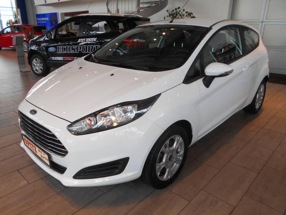 Ford Fiesta | Bj.2014 | 45967km | 9.090 €