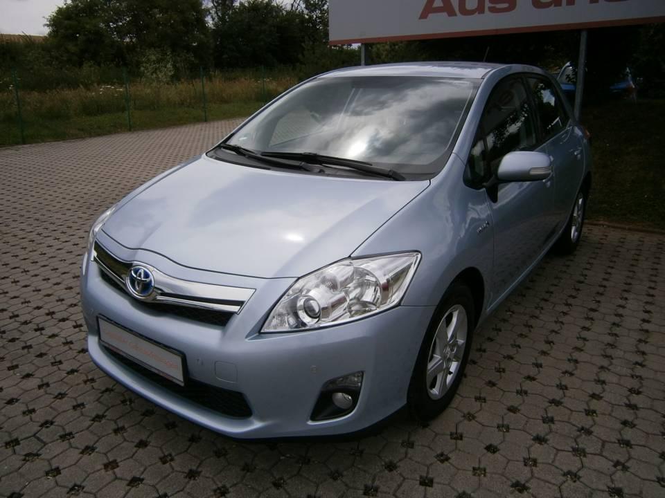Toyota Auris Hybrid   Bj.2012   43500km   13.950 �