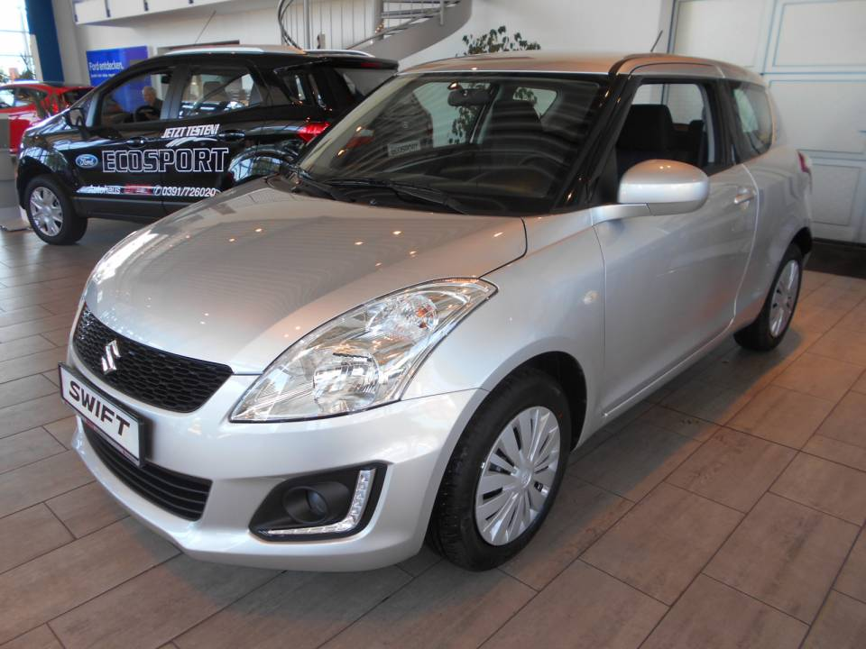 Suzuki Swift | Bj.2016 | 5808km | 10.980 €