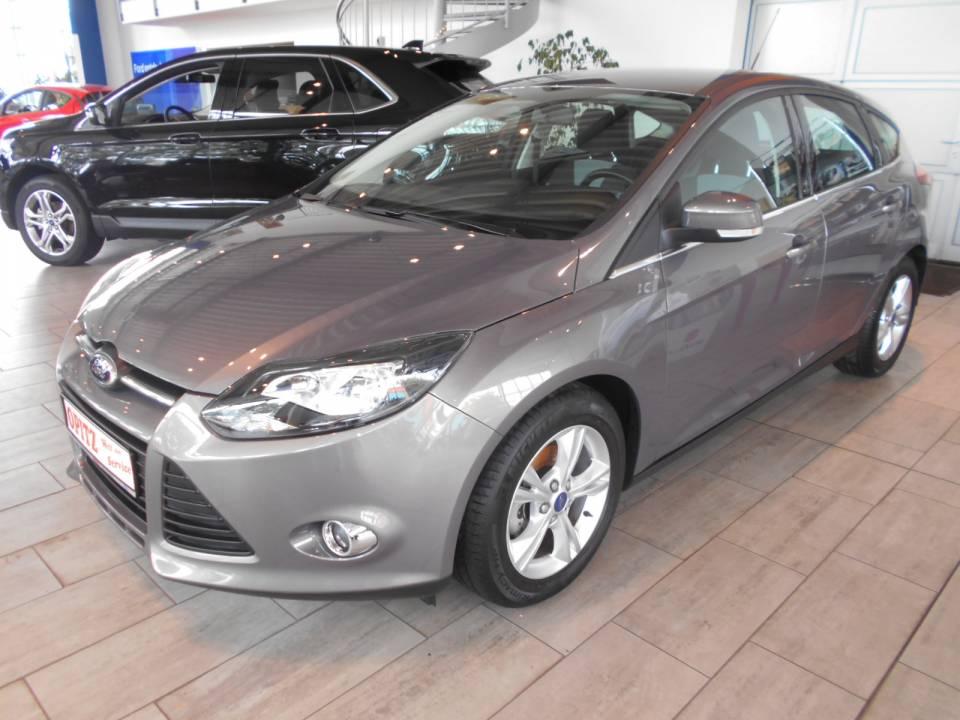 Ford Focus | Bj.2012 | 18916km | 12.210 €