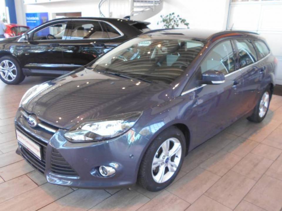 Ford Focus | Bj.2012 | 35962km | 11.730 €