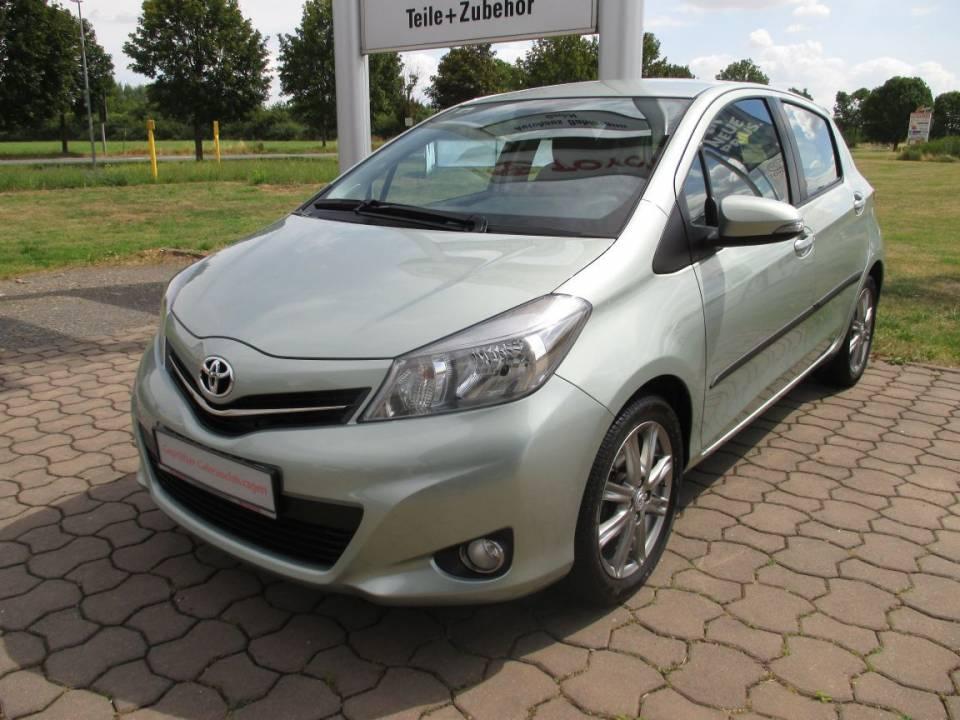 Toyota Yaris | Bj.2012 | 50781km | 9.500 �