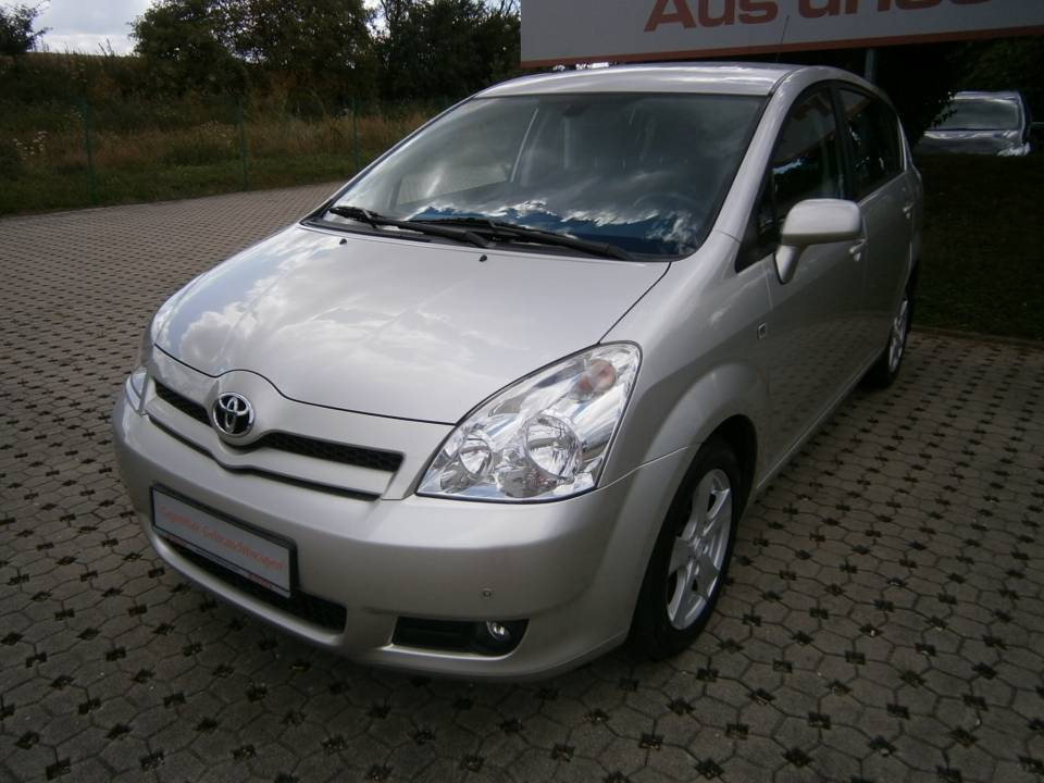 Toyota Corolla Verso | Bj.2005 | 84195km | 6.990 �