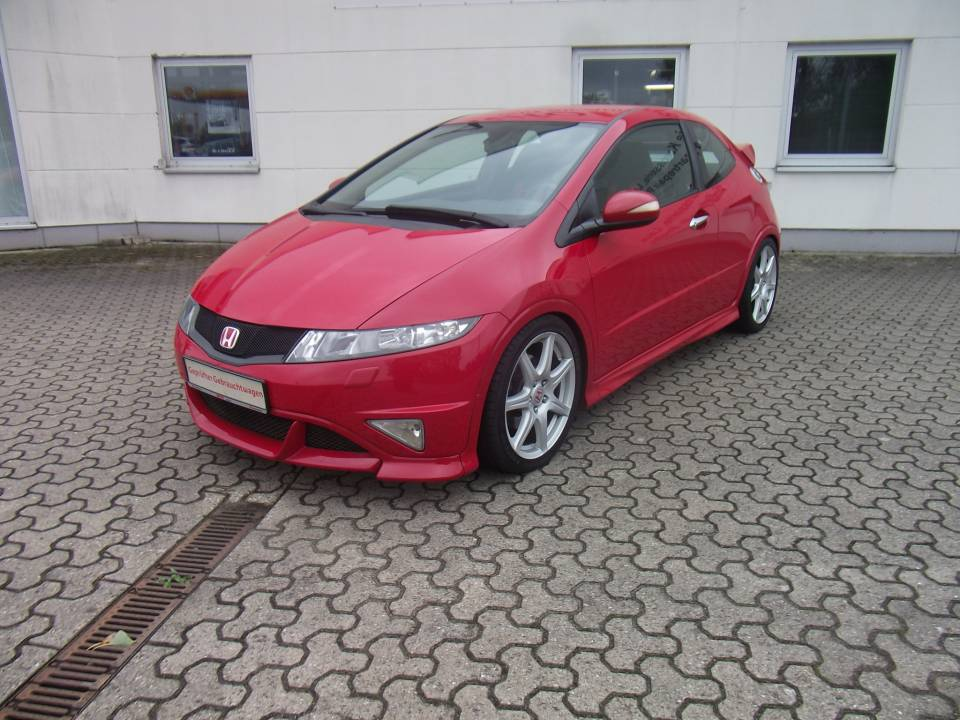Honda Civic | Bj.2007 | 135000km | 10.150 �