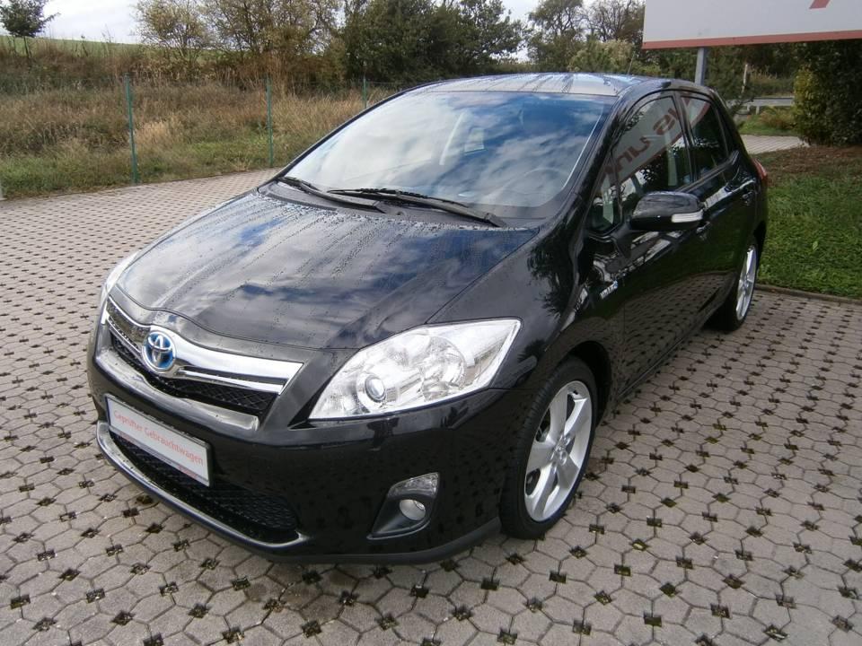 Toyota Auris Hybrid | Bj.2010 | 90086km | 10.190 �