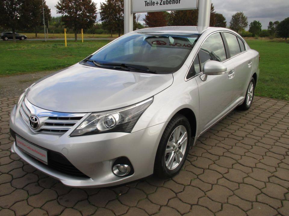 Toyota Avensis | Bj.2012 | 94459km | 11.900 �