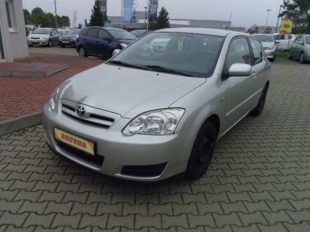 Toyota Corolla   Bj.2005   66917km   4.950 �