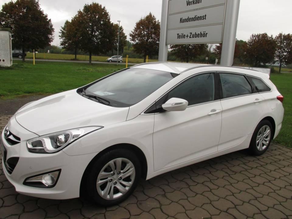 Hyundai I40 | Bj.2012 | 72113km | 12.200 �