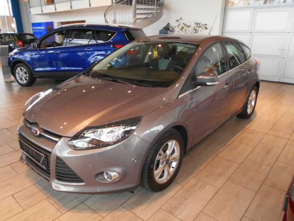 Ford Focus | Bj.2012 | 23625km | 11.340 €