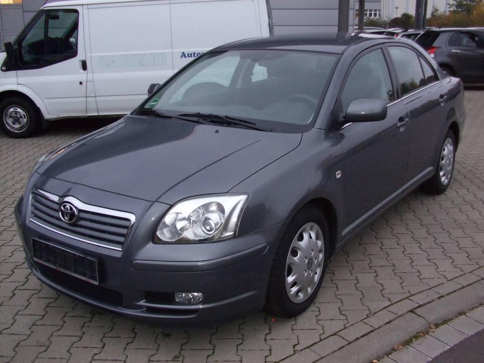 Toyota Avensis | Bj.2004 | 60887km | 5.140 €