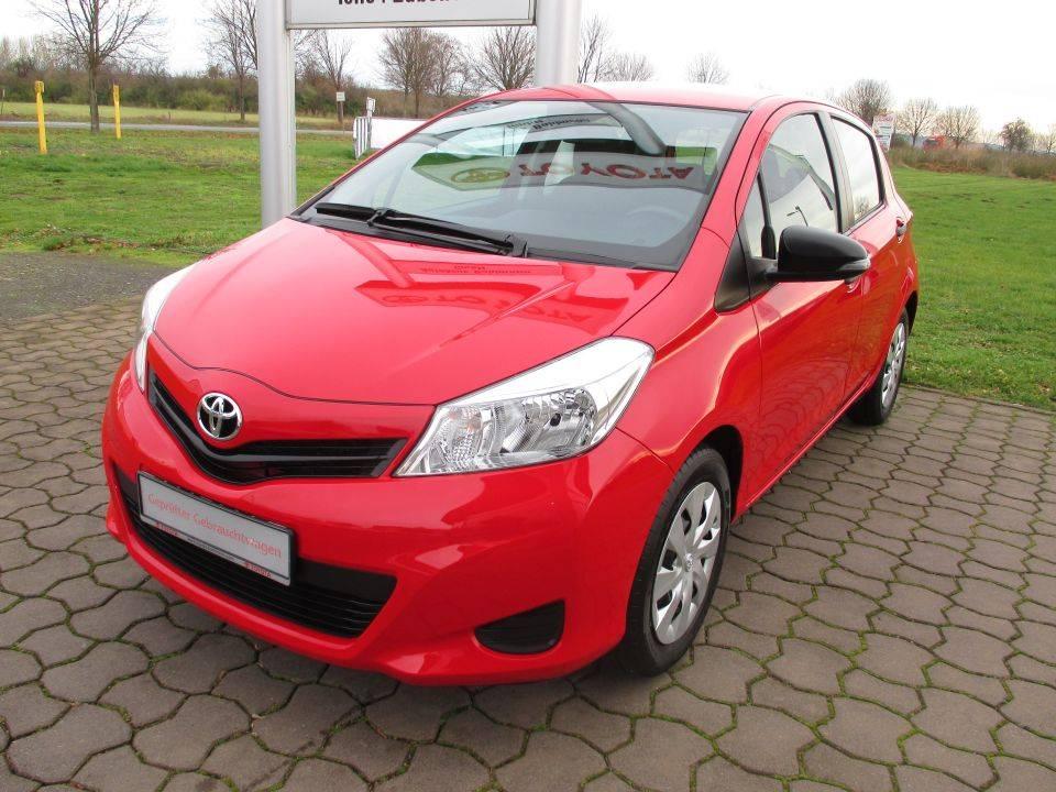 Toyota Yaris | Bj.2012 | 14247km | 8.350 €