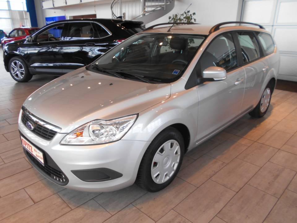Ford Focus | Bj.2009 | 114719km | 6.325 €