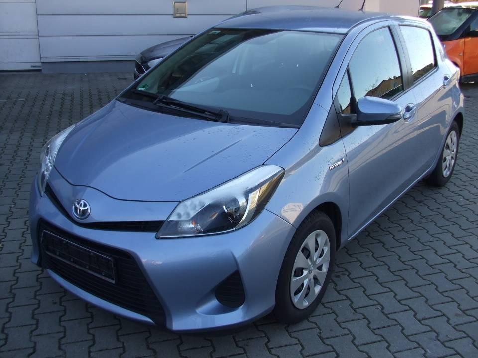 Toyota Yaris Hybrid | Bj.2012 | 50000km | 11.990 €