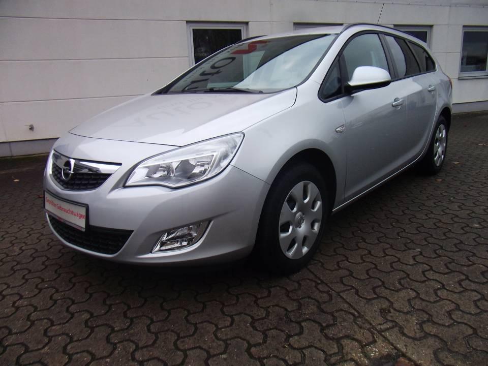 Opel Astra | Bj.2011 | 79800km | 9.990 €