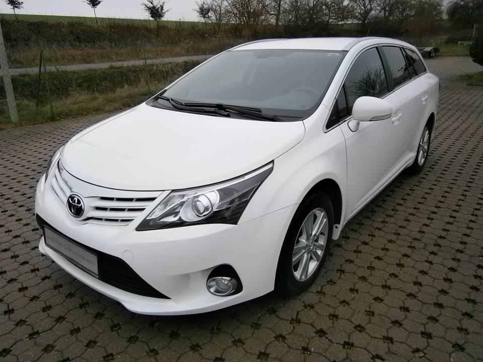 Toyota Avensis | Bj.2012 | 53160km | 14.900 €