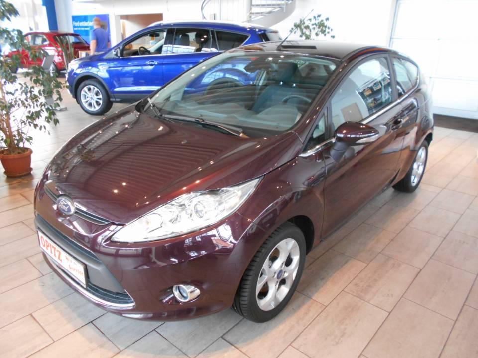 Ford Fiesta | Bj.2011 | 14852km | 8.990 €