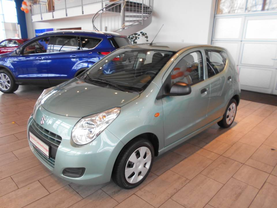Suzuki Alto | Bj.2009 | 36861km | 5.110 €