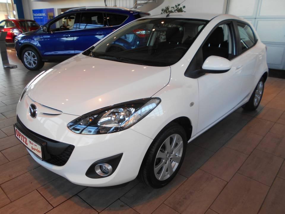 Mazda 2  | Bj.2012 | 30091km | 8.780 €