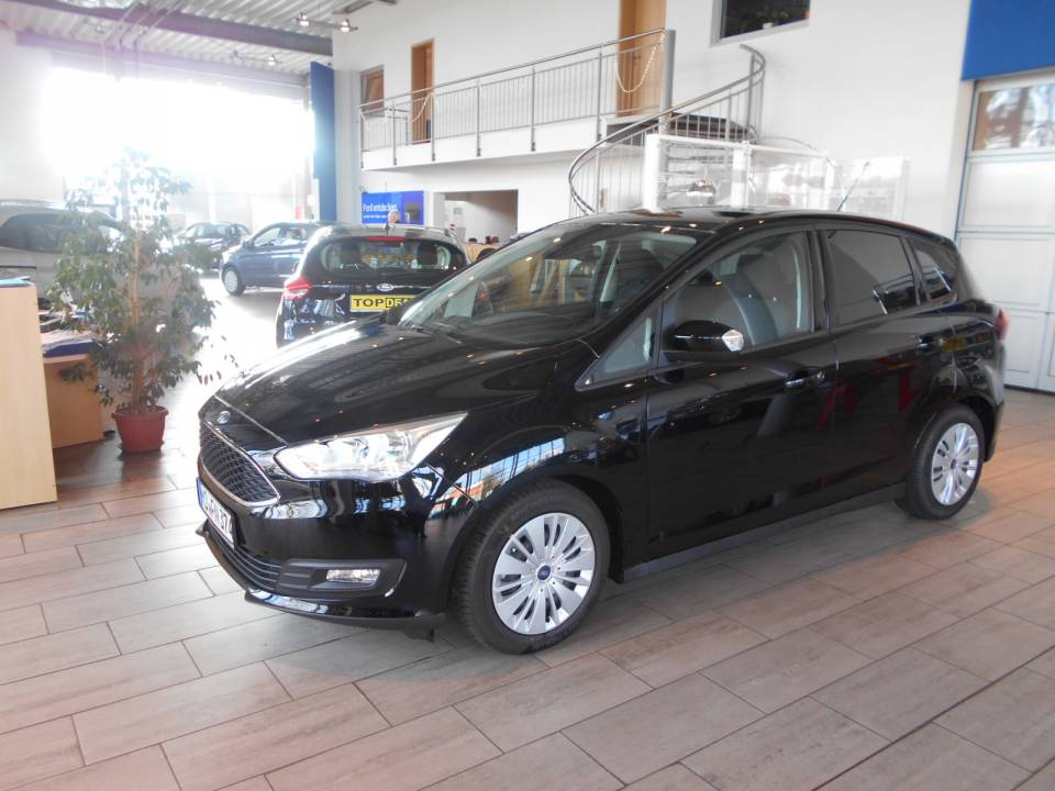 Ford | C-Max  	15.888,00 €