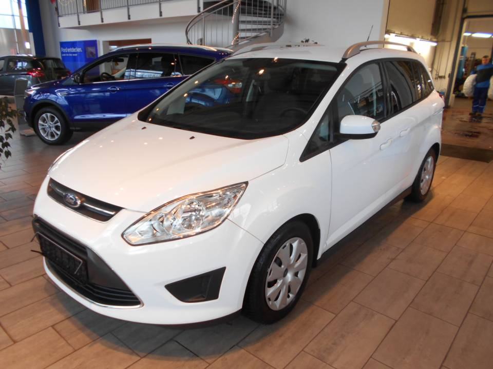 Ford Grand C-Max | Bj.2013 | 119904km | 12.200 €