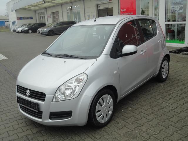 Suzuki SPLASH | Bj.2010 | 34446km | 7.990 €