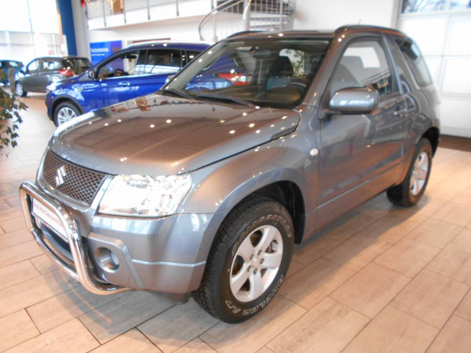 Suzuki Grand Vitara | Bj.2006 | 51921km | 8.580 €