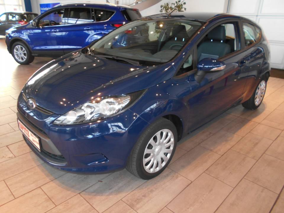 Ford Fiesta | Bj.2010 | 41834km | 6.490 €
