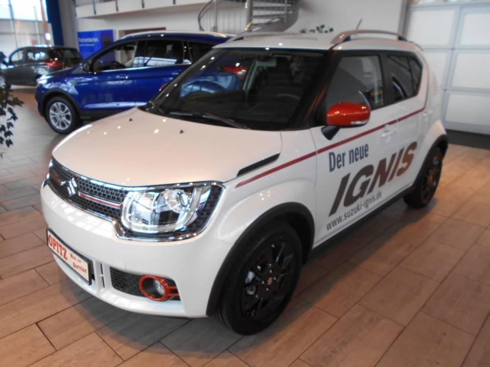 Suzuki IGNIS   Bj.2017   2050km   13.400 €