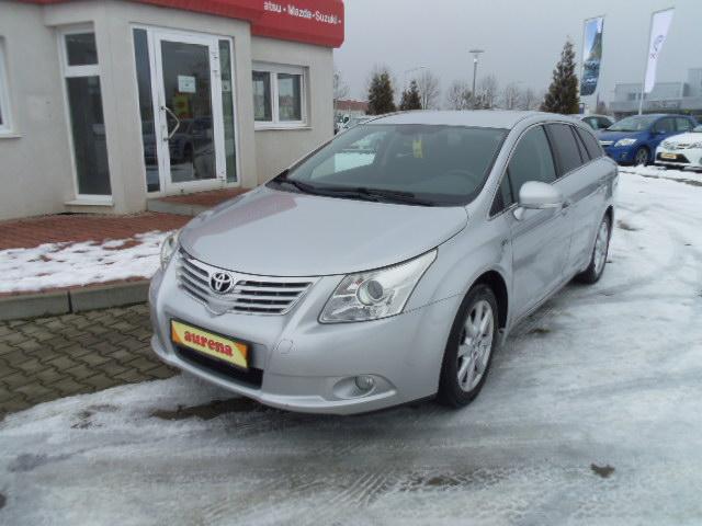 Toyota Avensis | Bj.2009 | 97214km | 11.970 €
