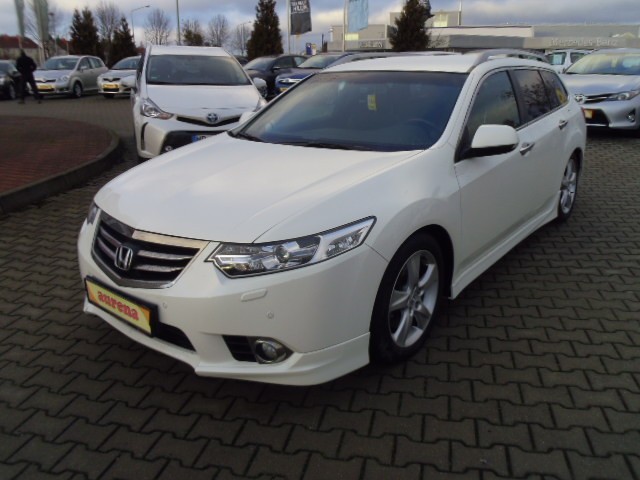 Honda Accord | Bj.2011 | 116300km | 14.990 €