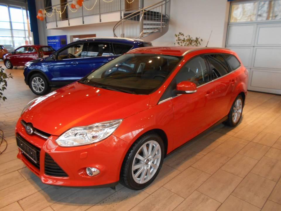 Ford Focus | Bj.2011 | 47209km | 13.980 €