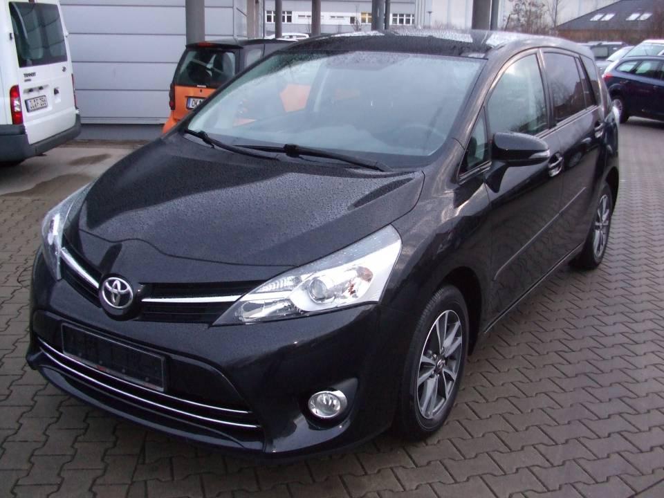 Toyota Verso | Bj.2013 | 65385km | 14.820 €