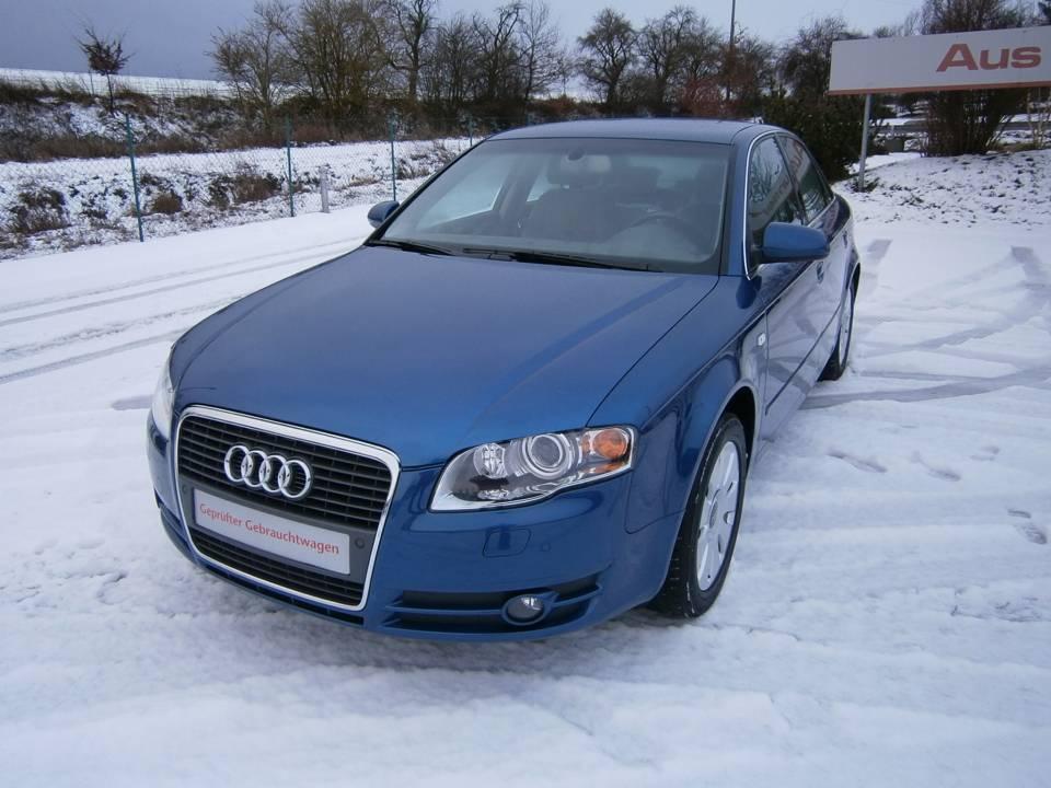Audi A4 | Bj.2005 | 82894km | 7.290 €