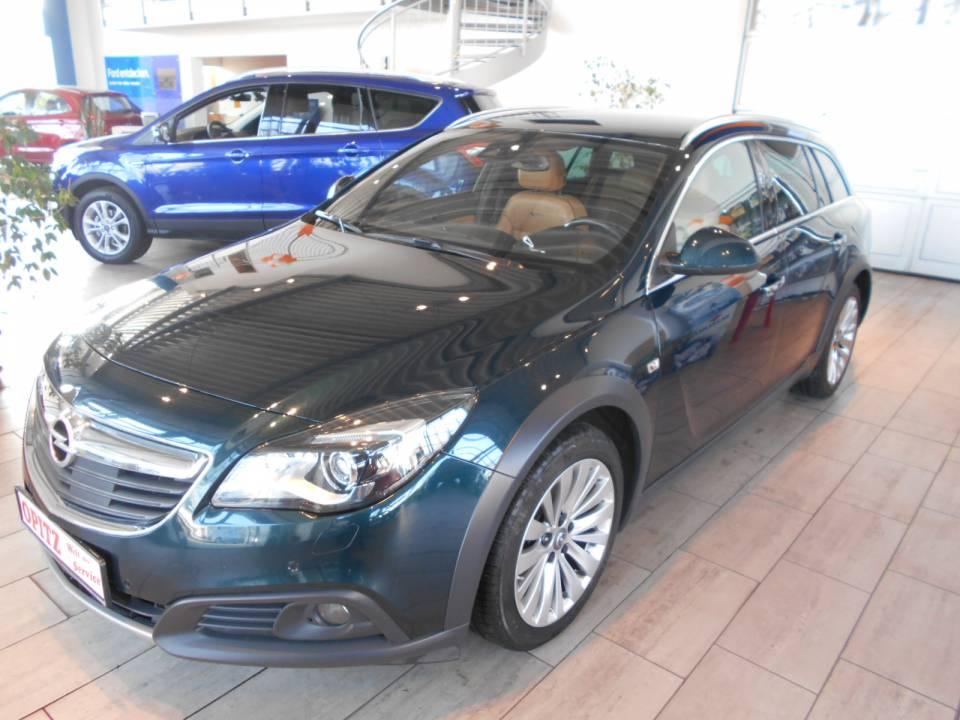 Opel Insignia | Bj.2013 | 96733km | 24.990 €