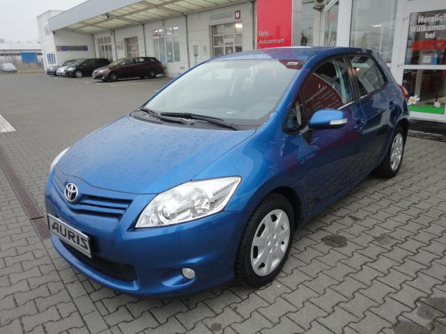 Toyota Auris | Bj.2012 | 55203km | 10.450 €