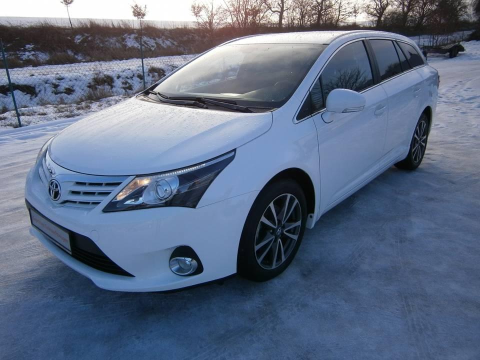 Toyota Avensis | Bj.2013 | 34879km | 15.290 €