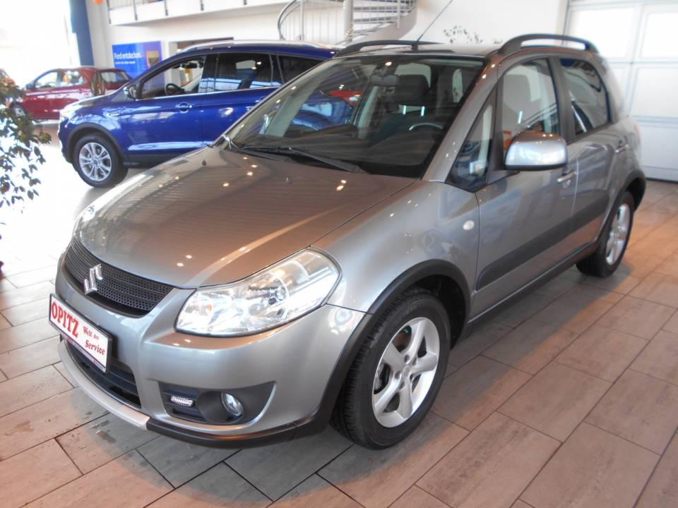 Suzuki SX4 | Bj.2006 | 77726km | 6.680 €