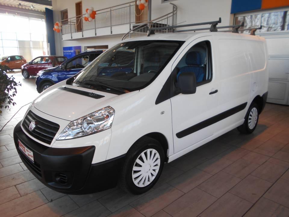 Fiat SCUDO | Bj.2009 | 55742km | 7.450 €