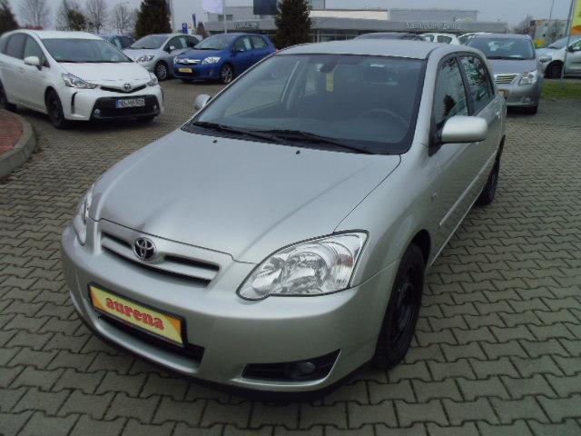 Toyota Corolla | Bj.2005 | 68632km | 6.250 €