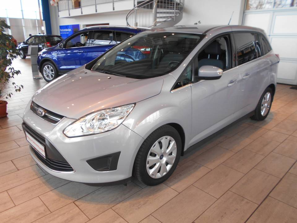Ford Grand C-Max | Bj.2011 | 109323km | 9.500 €
