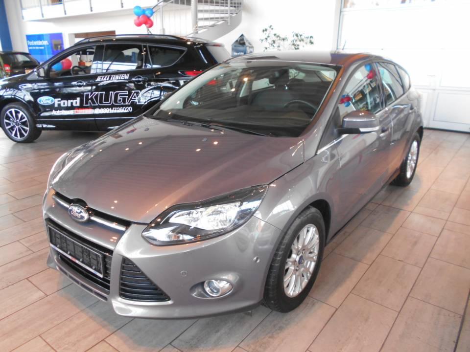 Ford Focus | Bj.2012 | 41033km | 13.450 €