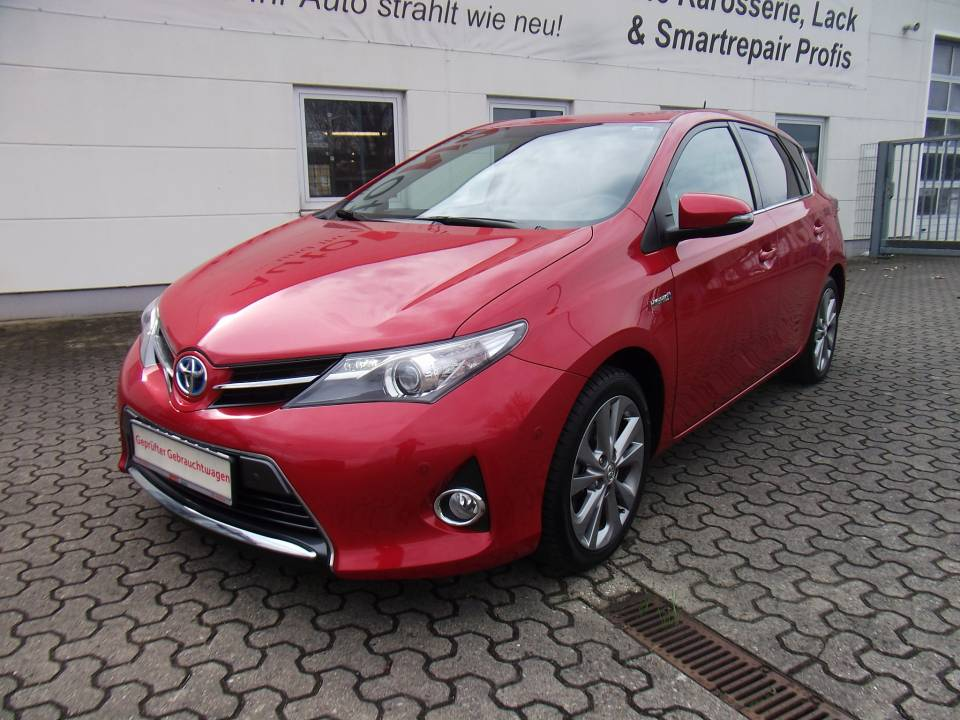 Toyota Auris | Bj.2014 | 43460km | 16.990 €
