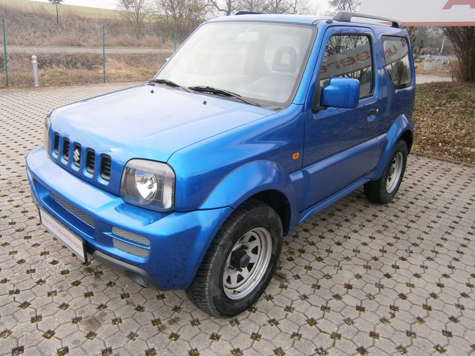Suzuki Jimny | Bj.2007 | 90685km | 6.950 €